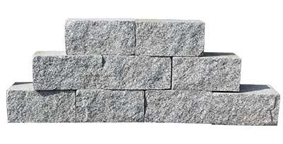 mauerstein-granit-stoss